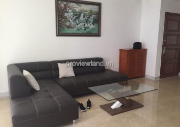 Hoang Anh river view for rent apartment 4 bedrooms fully furnished