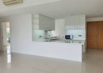 Apartment for rent in The Estella on low floor basic furniture with 3 bedrooms