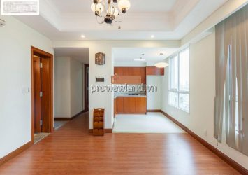 Apartment for rent in The Manor 3 bedrooms landmark 81 view good price