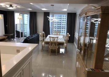 Apartment for rent in Vista Verde T1 tower with 3 bedrooms fully furnished