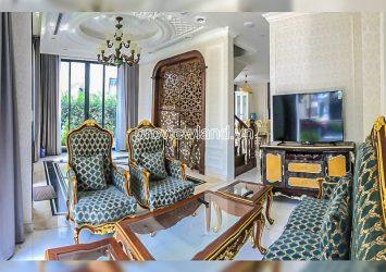 Lucasta duplex villa good price for sale with 3 floors luxury furniture
