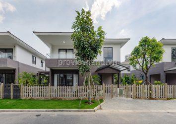 Valora Kikyo villa for sale in District 9 with 1 ground floor 1 floor structure & garden