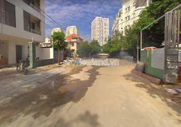 Sell the land 434m2 at Nguyen Van Huong Thao Dien street 12m wide