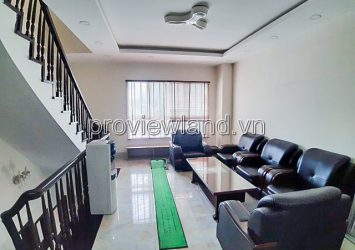 Mega Residence villa for sale with area of 260m2 full furnished 1 ground floor 2 floors 3 frontage