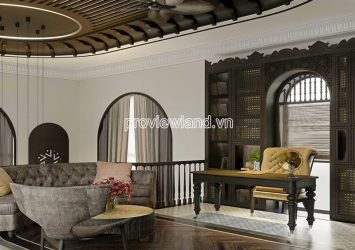 Sol Village Pho Dong Villa for sale in District 2 with 5 bedrooms 360m2