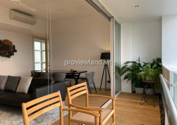 The Estella apartment has been equipped with high-class furniture 3 bedrooms for rent
