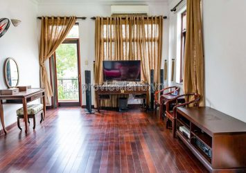 Thao Dien villa for rent 1 ground 2 floors with 8 bedrooms & swimming pool