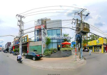 Newly built Townhouse frontage To Ngoc Van Thu Duc 4 floors