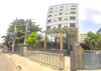 Selling Office Building in Binh Thanh 1 basement 8 floors Land area 520m2