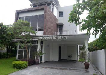Riviera Cove villa for sale in District 9 with area 691m2, 4 bedrooms interior view