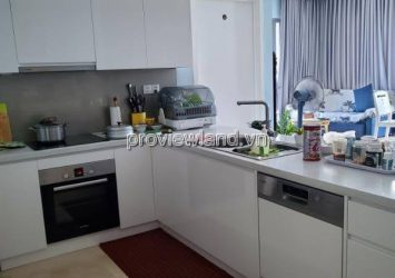 Diamond Island apartment for rent high floor 3 bedrooms complete basic