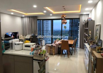 Apartment for rent in Estella Heights 3 bedrooms fully furnished