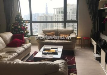 Masteri Thao Dien apartment 3 bedrooms fully furnished for rent