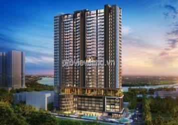 Q2 Thao Dien investor Fraser 4 bedrooms middle floor for rent