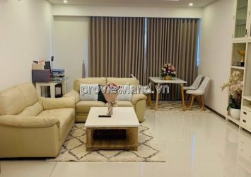 Thao Dien Pearl apartment for sale 3 bedroom with river view