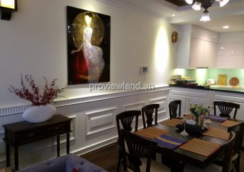 Thao Dien Pearl 2 bedrooms apartment with river view and Landmark 81 view