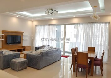 Apartment for rent in District 2 The Estella project 3 bedrooms fully furnished