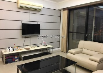 Apartment for rent in Cantavil An Phu 3 bedrooms with fully furnished