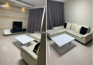 Apartment District 2 D'edge fully furnished with 2 bedrooms for rent