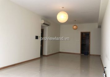 Binh Thanh apartment in Saigon Pearl project not have furniture 3 bedrooms