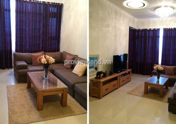 Saigon Pearl apartment 3 bedrooms fully furnished for rent