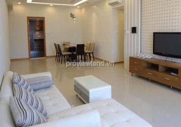 Saigon Pearl apartment for rent in Ruby building 1 fully furnished 3 bedrooms
