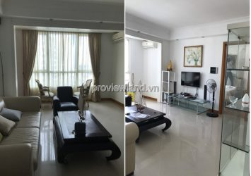 Apartment for rent in District 2 project The Manor with 2 bedrooms fully furnished
