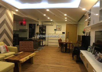 Vista verde apartment for sale in T1 tower with 3 bedrooms with basic furniture