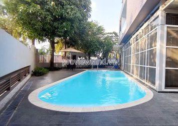 Super Nice Villa Riviera Cove for rent, area 600m2, 3 floors, swimming pool + garden