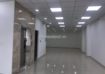 Office building for rent in front of Dien Bien Phu District 10 with 1 ground floor 5 floors, completed house