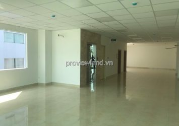 Office building for sale in front of Dien Bien Phu District 10 land area 126m2 with 5 floors