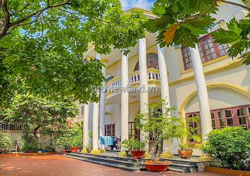 Thao Dien villa for sale architecture 2 floors with garden and pool area 30x20m