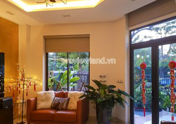 Villa for sale Laview City An Phu District 2 corner with 2 fronts 3 floors