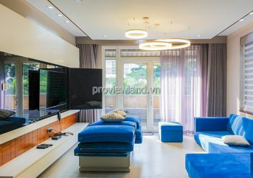 Villa in Compound Fideco Thao Dien District 2 for sale including 2 floors
