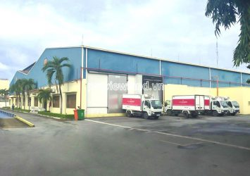 Factory for sale in Tan Binh Industrial Park facade of Tay Thanh Tan Phu area 75x100m