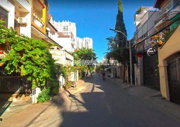 Land for sale in Thao Dien - District 2 Nguyen Cu street area 4.4x26m