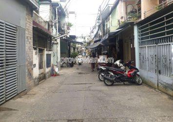 House for sale in Dien Bien Phu alley - Phan Van Han Binh Thanh land area of 62m2