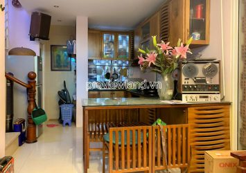 For sale Townhouse at Thao Dien District 2 with 3 floors land area 110m2