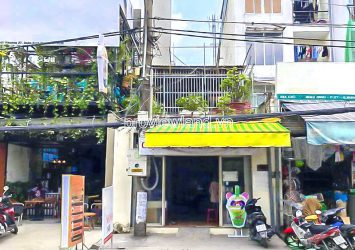Front house on Binh Quoi street Binh Thanh for sale has an area of 88m2