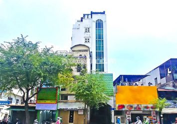 For sale Front Office Building Dinh Tien Hoang Binh Thanh 7 floors
