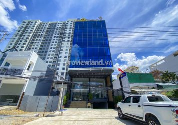 Office building 1 basement 7 floors for sale front of Luong Dinh Cua District 2