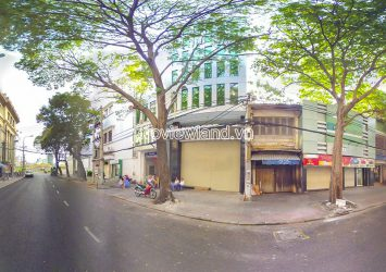 Building for sale front of Pasteur - Nguyen Thai Binh District 1 area 1117m2