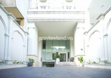 Apartment building for sale in front of Nam Ky Khoi Nghia District 3 1 basement 9 floors 344m2