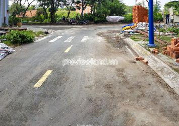Land for sale at Phu Nhuan 4 Thanh My Loi residential land area 5x22m