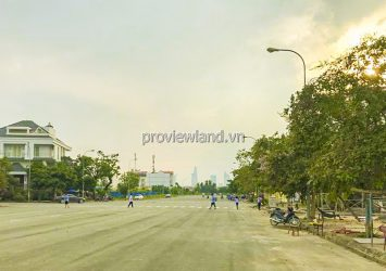 Land for sale at Thu Duc House Tran Nao area District 2 land area 12x21m