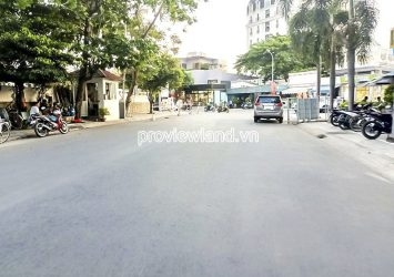Land for sale in Fideco Thao Dien area a nice land area of 14x17m