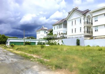 The land for sale My My Villa in An Phu District 2 with an area of 12x20m