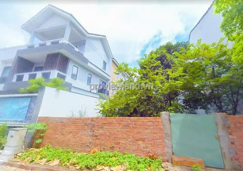 The land for sale at Bui Ta Han An Phu District 2 with land area 10x16m