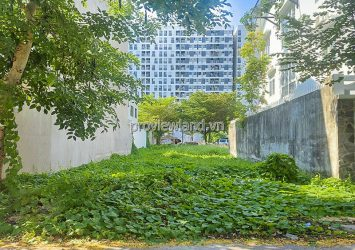 Land for sale at Luong Dinh Cua street in District 2 with an area of 5x20m