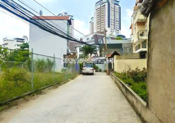 Land for sale Thao Dien District 2 frontage Street 63 with land area of 9x24m